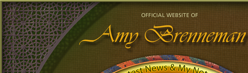 Official Website of Amy Brenneman